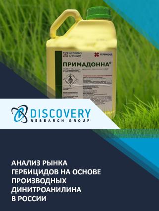 Маркетинговое исследование - Анализ рынка гербицидов на основе производных динитроанилина в России