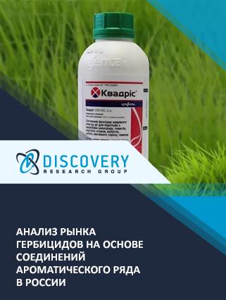Маркетинговое исследование - Анализ рынка гербицидов на основе соединений ароматического ряда в России