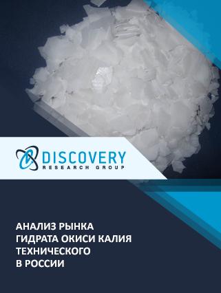 Анализ рынка гидрата окиси калия технического в России