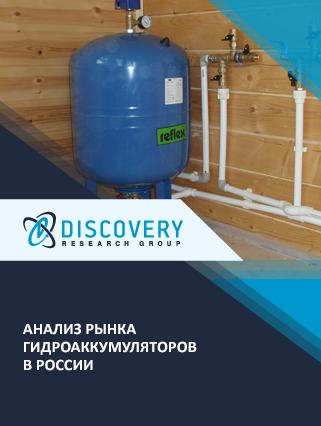 Маркетинговое исследование - Анализ рынка гидроаккумуляторов в России
