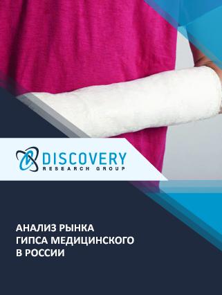 Маркетинговое исследование - Анализ рынка гипса медицинского в России