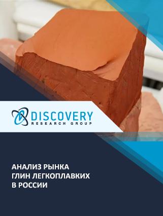 Маркетинговое исследование - Анализ рынка глин легкоплавких в России