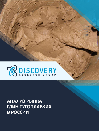 Маркетинговое исследование - Анализ рынка глин тугоплавких в России
