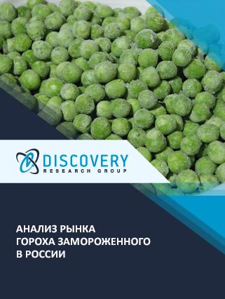 Маркетинговое исследование - Анализ рынка гороха замороженного в России