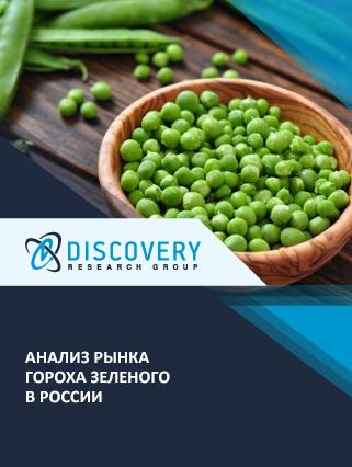 Анализ рынка гороха зеленого в России