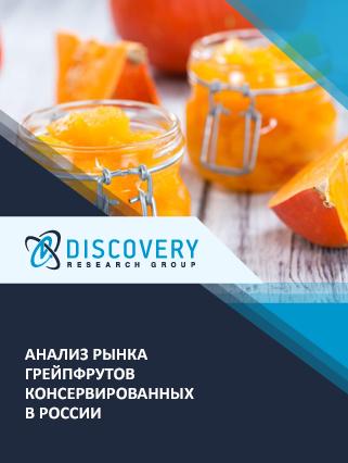 Маркетинговое исследование - Анализ рынка грейпфрутов консервированных в России