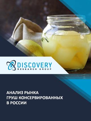 Анализ рынка груш консервированных в России
