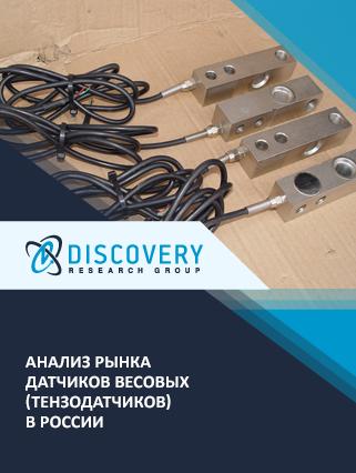 Маркетинговое исследование - Анализ рынка весовых датчиков (тензодатчиков) в России (с базой импорта-экспорта)