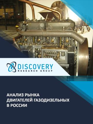 Маркетинговое исследование - Анализ рынка двигателей газодизельных в России