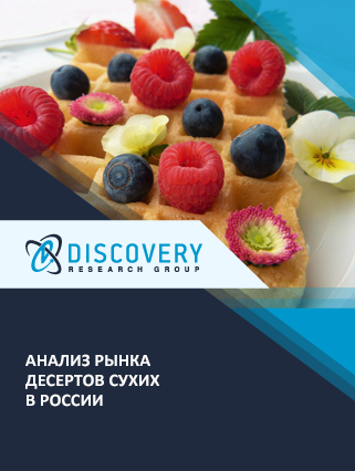 Маркетинговое исследование - Анализ рынка десертов сухих в России