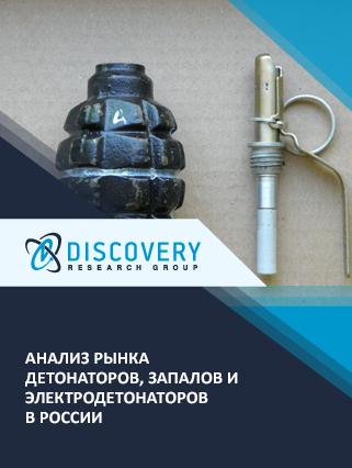 Анализ рынка детонаторов, запалов и электродетонаторов в России