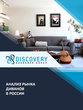 Анализ рынка диванов в России