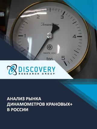 Анализ рынка динамометров крановых в России