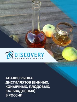 Маркетинговое исследование - Анализ рынка дистиллятов (винных, коньячных, плодовых, кальвадосных) в России
