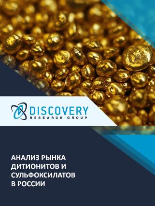 Маркетинговое исследование - Анализ рынка дитионитов и сульфоксилатов в России