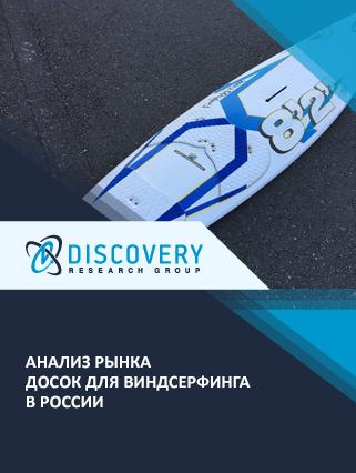 Анализ рынка досок для виндсерфинга в России