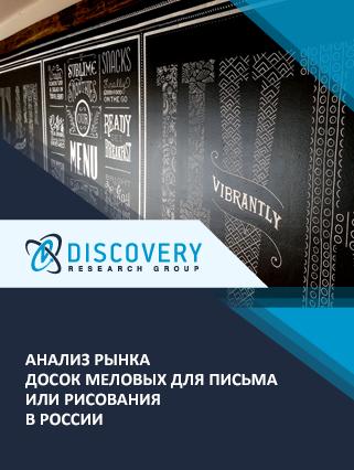 Анализ рынка досок меловых для письма или рисования в России