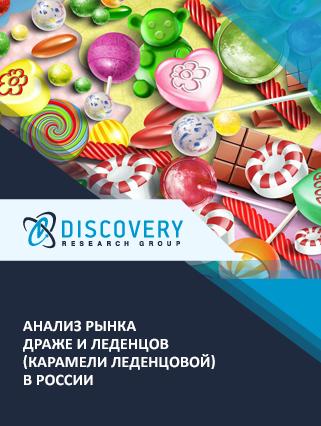 Маркетинговое исследование - Анализ рынка драже и леденцов (карамели леденцовой) в России