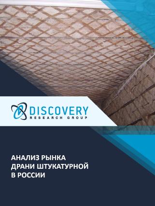 Маркетинговое исследование - Анализ рынка драни штукатурной в России