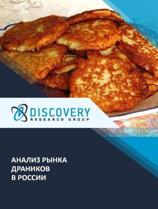 Маркетинговое исследование - Анализ рынка драников в России