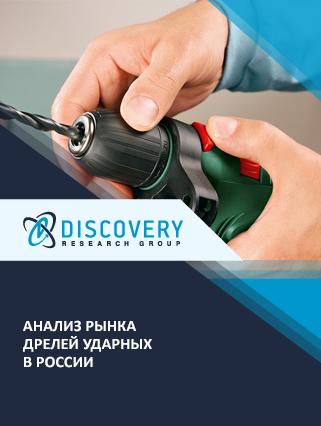 Маркетинговое исследование - Анализ рынка дрелей ударных в России