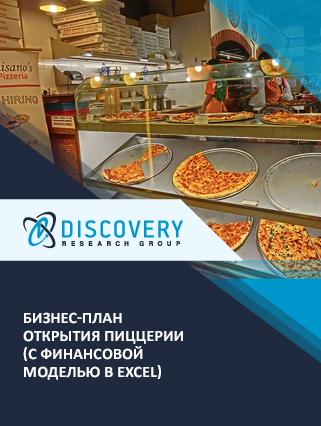Бизнес-план открытия пиццерии (с финансовой моделью в Excel)
