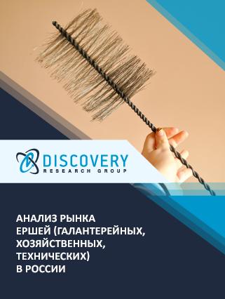 Анализ рынка ершей (галантерейных, хозяйственных, технических) в России