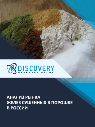 Анализ рынка желез сушенных в порошке в России