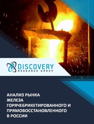 Анализ рынка железа горячебрикетированного и прямовосстановленного в России