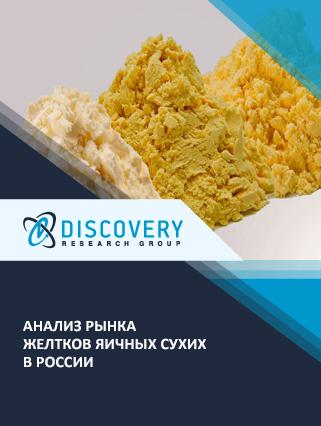 Маркетинговое исследование - Анализ рынка желтков яичных сухих в России