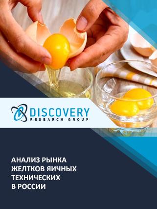 Маркетинговое исследование - Анализ рынка желтков яичных технических в России