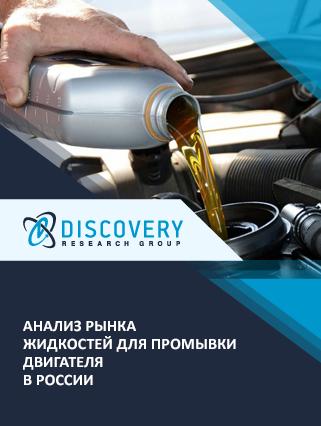 Анализ рынка жидкостей для промывки двигателя в России
