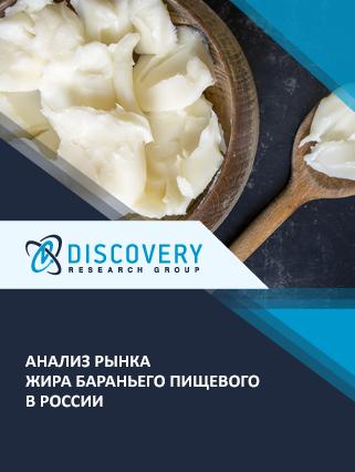 Маркетинговое исследование - Анализ рынка жира бараньего пищевого в России