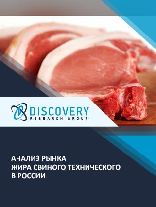 Маркетинговое исследование - Анализ рынка жира свиного технического в России
