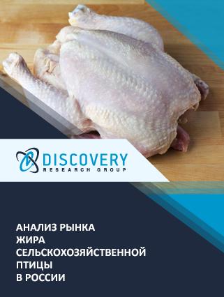 Маркетинговое исследование - Анализ рынка жира сельскохозяйственной птицы в России