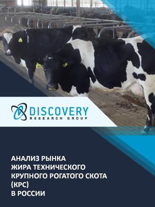 Маркетинговое исследование - Анализ рынка жира технического крупного рогатого скота (КРС) в России