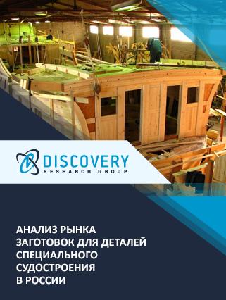 Анализ рынка заготовок для деталей специального судостроения в России
