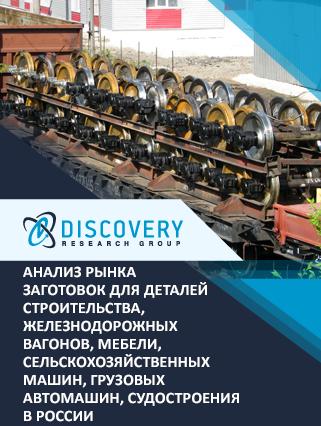 Маркетинговое исследование - Анализ рынка заготовок для деталей строительства, железнодорожных вагонов, мебели, сельскохозяйственных машин, грузовых автомашин, судостроения в России