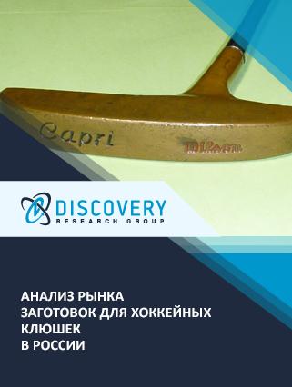 Анализ рынка заготовок для хоккейных клюшек в России