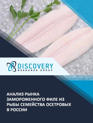 Маркетинговое исследование - Анализ рынка замороженного филе из рыбы семейства осетровых в России