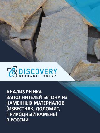 Маркетинговое исследование - Анализ рынка заполнителей бетона из каменных материалов (известняк, доломит, природный камень) в России