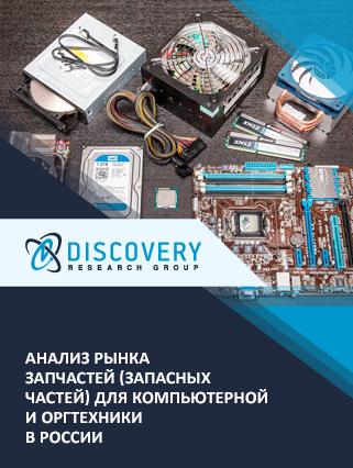 Маркетинговое исследование - Анализ рынка запчастей (запасных частей) для компьютерной и оргтехники в России