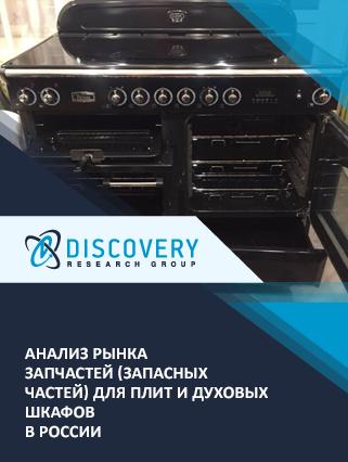 Маркетинговое исследование - Анализ рынка запчастей (запасных частей) для плит и духовых шкафов в России