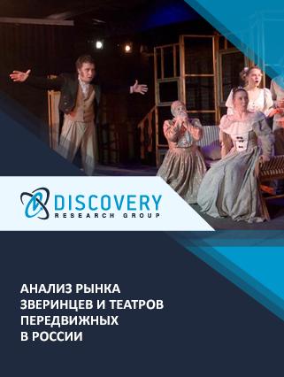 Анализ рынка зверинцев и театров передвижных в России