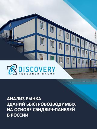 Маркетинговое исследование - Анализ рынка зданий быстровозводимых на основе сэндвич-панелей в России