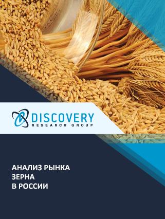 Маркетинговое исследование - Анализ рынка зерна в России