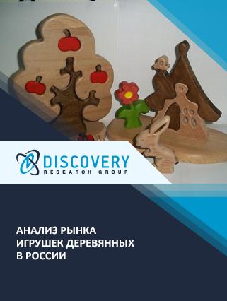 Анализ рынка игрушек деревянных в России