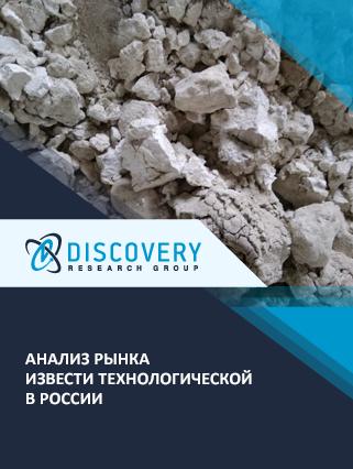 Маркетинговое исследование - Анализ рынка извести технологической в России
