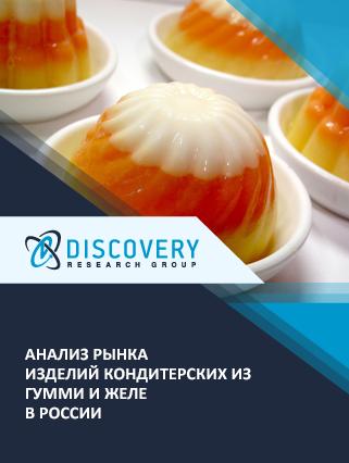 Маркетинговое исследование - Анализ рынка изделий кондитерских из гумми и желе в России