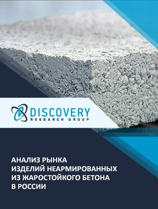 Маркетинговое исследование - Анализ рынка изделий неармированных из жаростойкого бетона в России